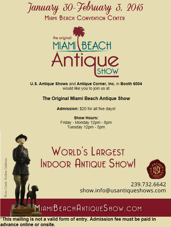 Miami Antique Show