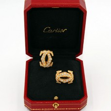 Cartier Paris Diamond Earrings