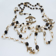 Chanel Multi-Pearl Necklace